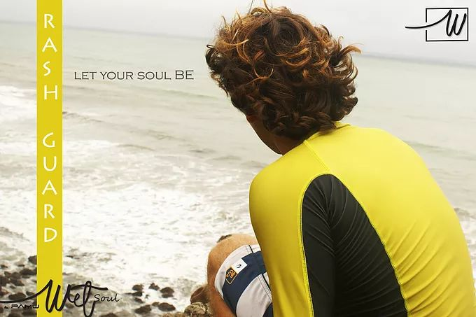 Wet soul, Ropa para surf y playa, rash guard, bikinis, accesorios de playa, variedad de diseños únicos