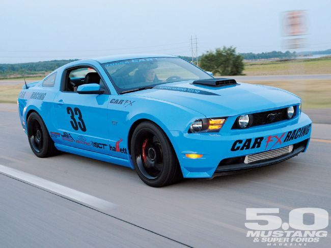 2010 Mustang GT Car FX - 5.0 Mustang & Super Fords Magazine