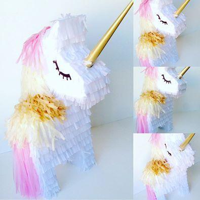 Nada Mas Cute Que Este Unicornio Pi 241 Ata Rosa I Belive In