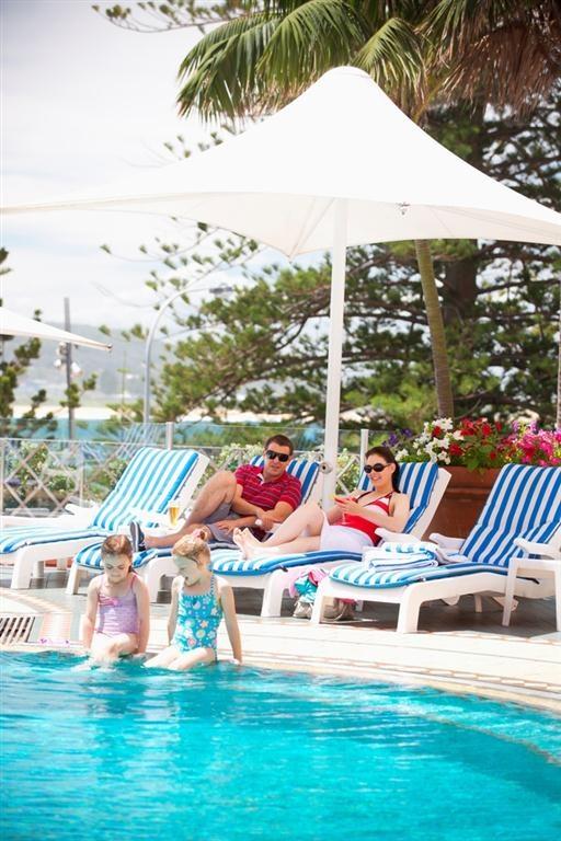 Pool - Crowne Plaza Terrigal