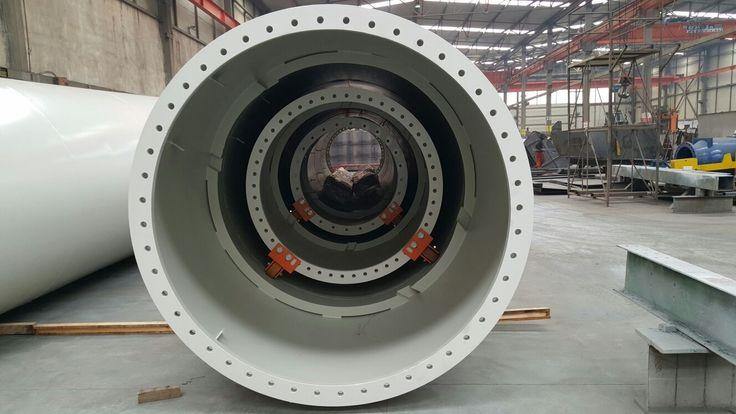 steel towers manufaturing