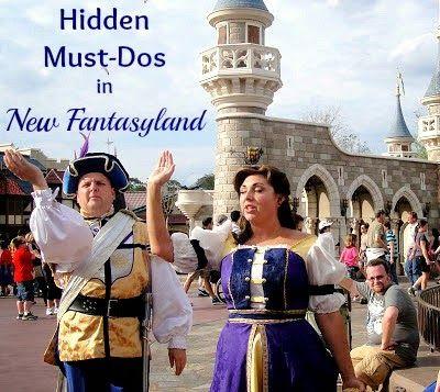 Hidden Must-Dos In New Fantasyland | Magic Kingdom | Walt Disney World