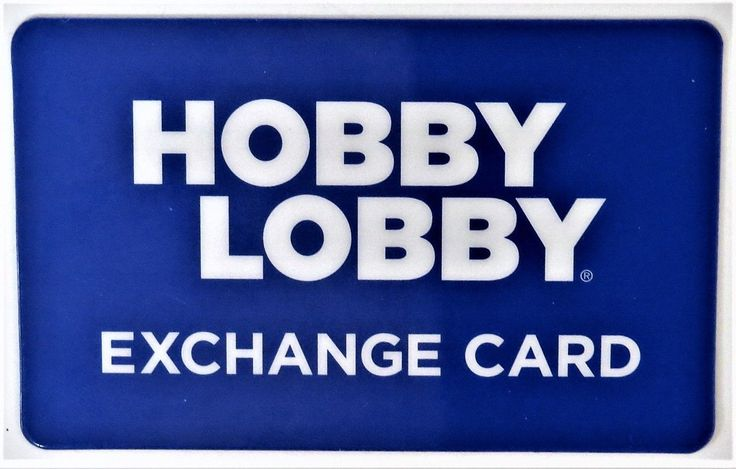 Coupons giftcards hobby lobby exchangegift card 63