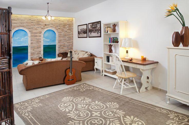 Comfortable country chic three bedroom villa, Piskopiano | Cretico