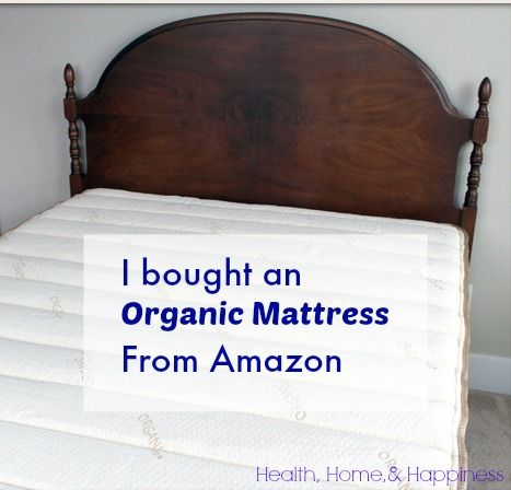 organic mattress from amazon review 2