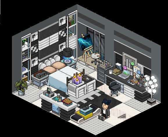 20 Best Images About Habbo Rooms On Pinterest Mansions Apartment Bedrooms And Jungle Bedroom