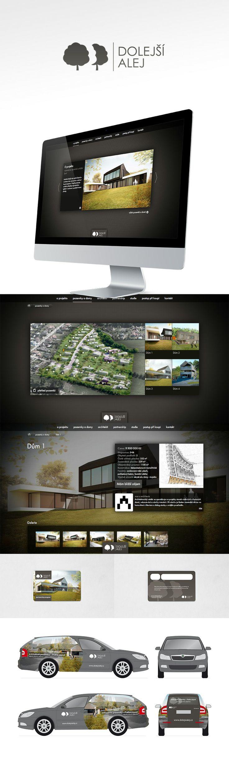 www.dolejsialej.cz #webdesign #catalogue #logo #graphicworks