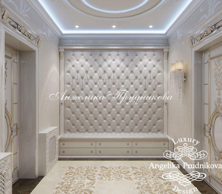 Дизайн дома в стиле арт-деко в КП «Литвиново» - фото