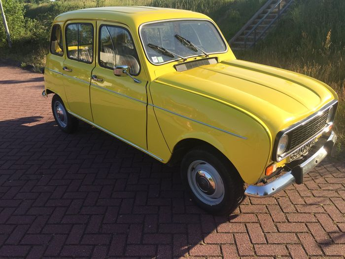 Catawiki Online-Auktionshaus: Renault 4 TL - 1981