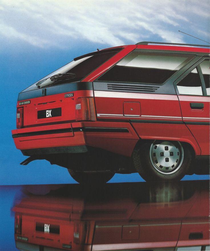 1989 Citroen BX 4x4 Evasion