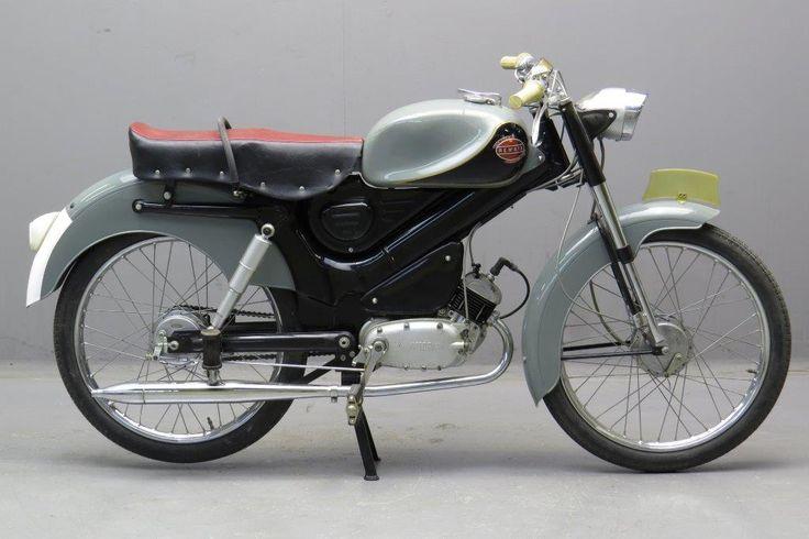 Eysink 1954 Renate 49cc 1 cyl ts