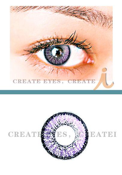 Double Violet Color Contact Lens (Pair) Color Contact Lens [V2] - $22.99 : Colored Contacts, Halloween Contacts,Color Contact Lenses and Crazy Contact Lenses