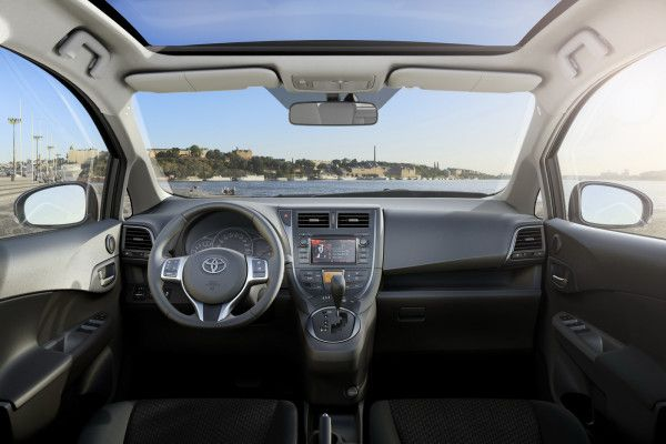 2015 Toyota Verso S Review Details