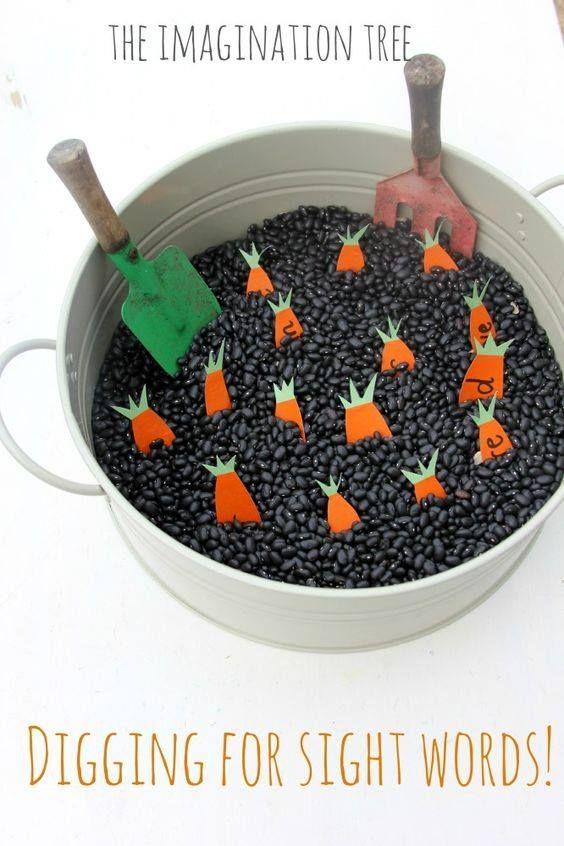 wortels in gedroogde bonen gevonden op: https://www.facebook.com/teerle/