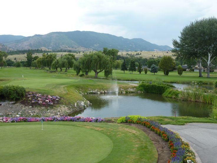Penticton Golf Course #GolfCourseOfTheDay I Rock Bottom Golf #rockbottomgolf