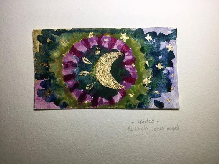 Los planetas lo saben avanzan con el universo expansible  pero giran en una órbita de construcción astral física que los atrae y los conecta. Conocemos al Sol de nuestro sistema los sistemas de nuestra galaxia todo se expande a UN UNIVERSO CÓSMICO UNO!  La Unidad para salvar al mundo. Nada es imposible para lo que está unido. Y la única manera de llegar a la unidad es a través del amor.  #amorado #amor #love #amour #dorado #watercolor #acuarela #color #colores #moon #luna #astro #astros…
