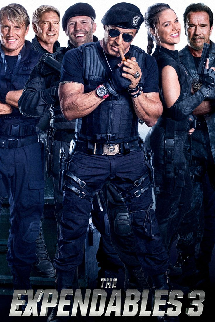 The Expendables 3 (2014) FULL MOVIE. Click images to watch this movie