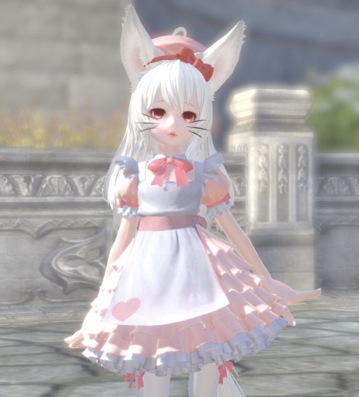 game- tera online in 2020  Anime art girl, Cute icons, Aesthetic anime
