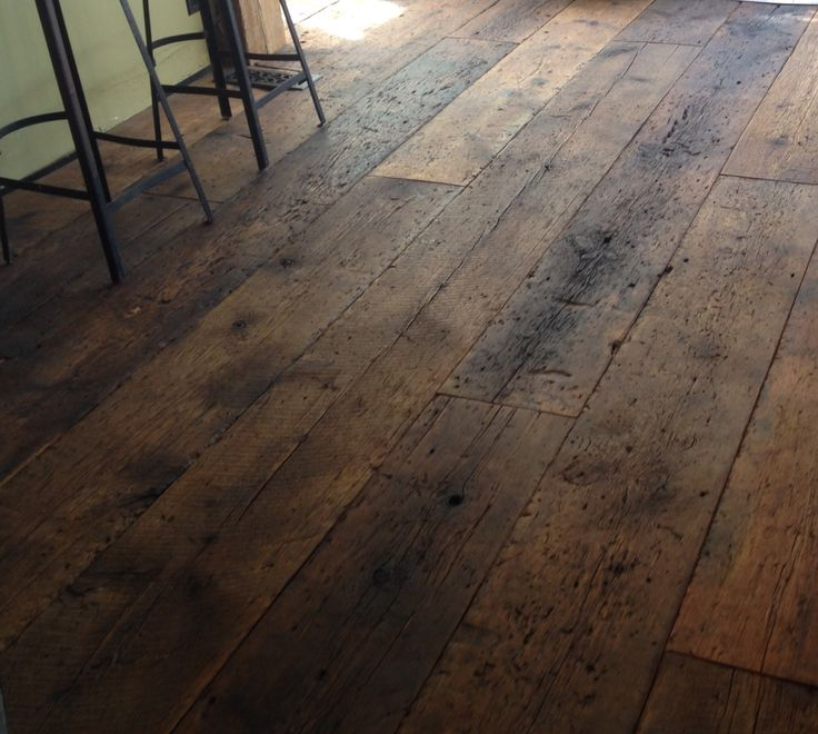 1000 images about reclaimed wood flooring on pinterest for Old barn wood floors