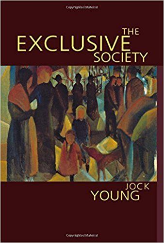The Exclusive Society Social Exclusion Crime And Difference In Late Modernity PDF, Epub Ebook