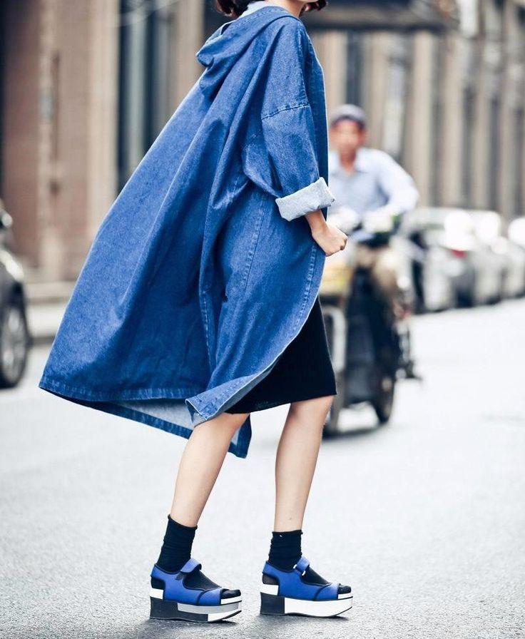 L327 Wholesale Fashion Clothing 2017 Women And Men Denim Jacket Fall & Winter Wash Long Hood Thin Jean Coats Plus Size Clothing - Buy Long Coat,Ladies Long Coat Design,Plus Size Clothing Product on Alibaba.com