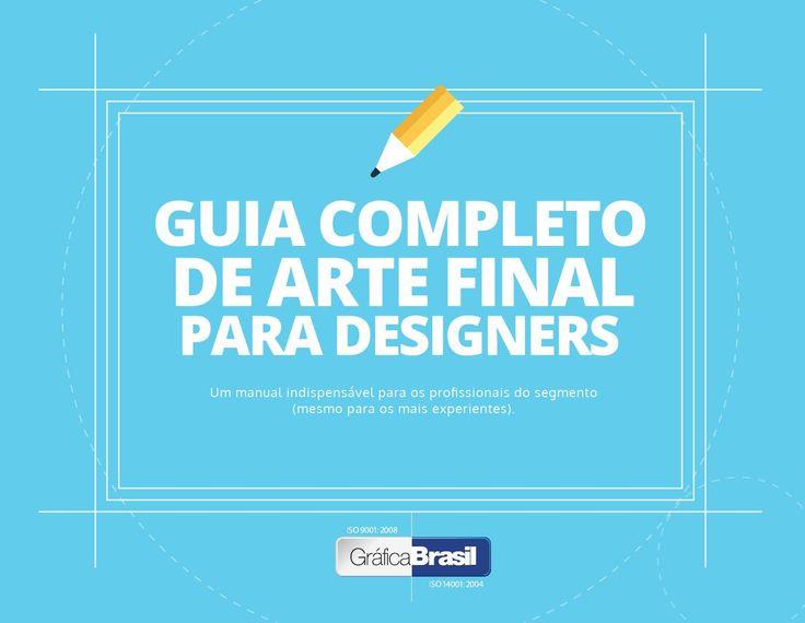 Guia completo de arte final para designers