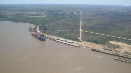 Puerto de Ibicuy, Entre Rios, Argentina