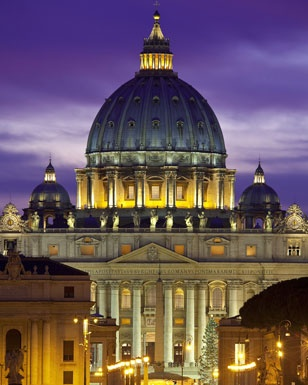 The Vatican--- Amazingly beautiful in person!!!