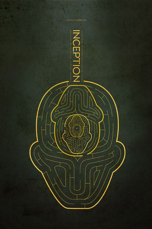 Illustrator: Unknown Description: I really like the minimalistic designs throughout this series. It's cool how the movies can be summed up in only a couple simple shapes. I also like how the  designs experiments with the conventional look of a movie poster and takes it to interesting compositions.