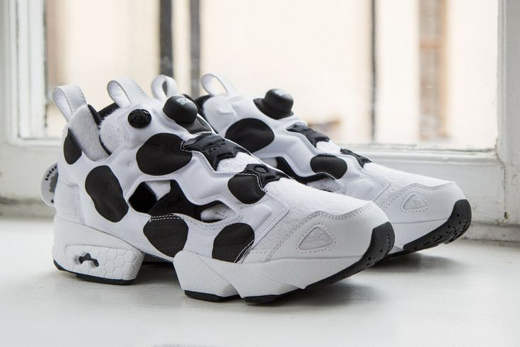 "Sneakersnstuff x Reebok Insta Pump Fury ""Legal Issues"""