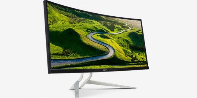 Acer XR382CQK Curved Gaming Monitor with AMD-Free Sync