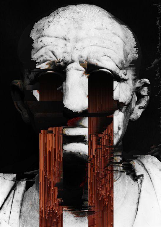 The Patrician : glitch_art