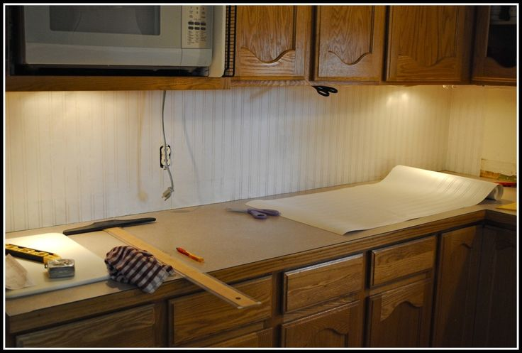 Beadboard Wallpaper Backsplash Ideas For The Home Pinterest Brown House The O 39 Jays And Brown