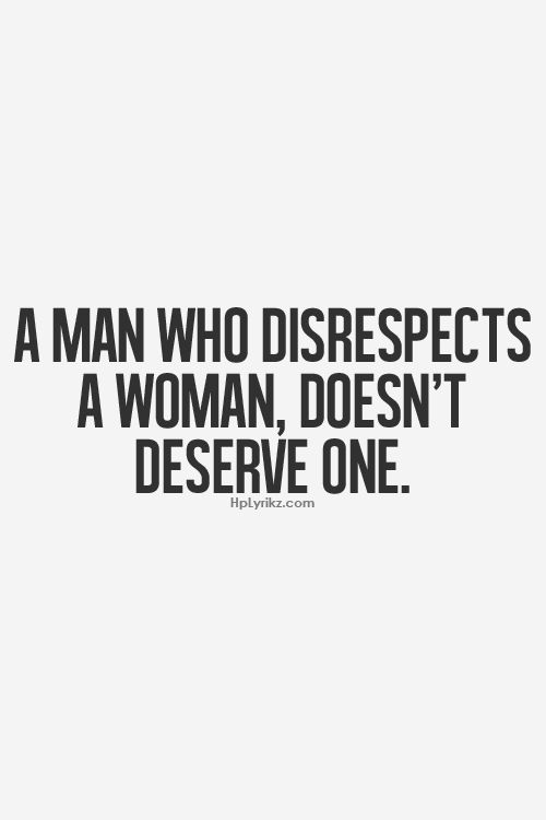 If only more women would talk then we wouldn't have to go through all this. Ladies please talk. I spent more time in Dr.'s offices than I care to admit. Thankful all tests came back fine but I shouldn't of had to do that. But knowing he is disrespectful,  I had to. -CG