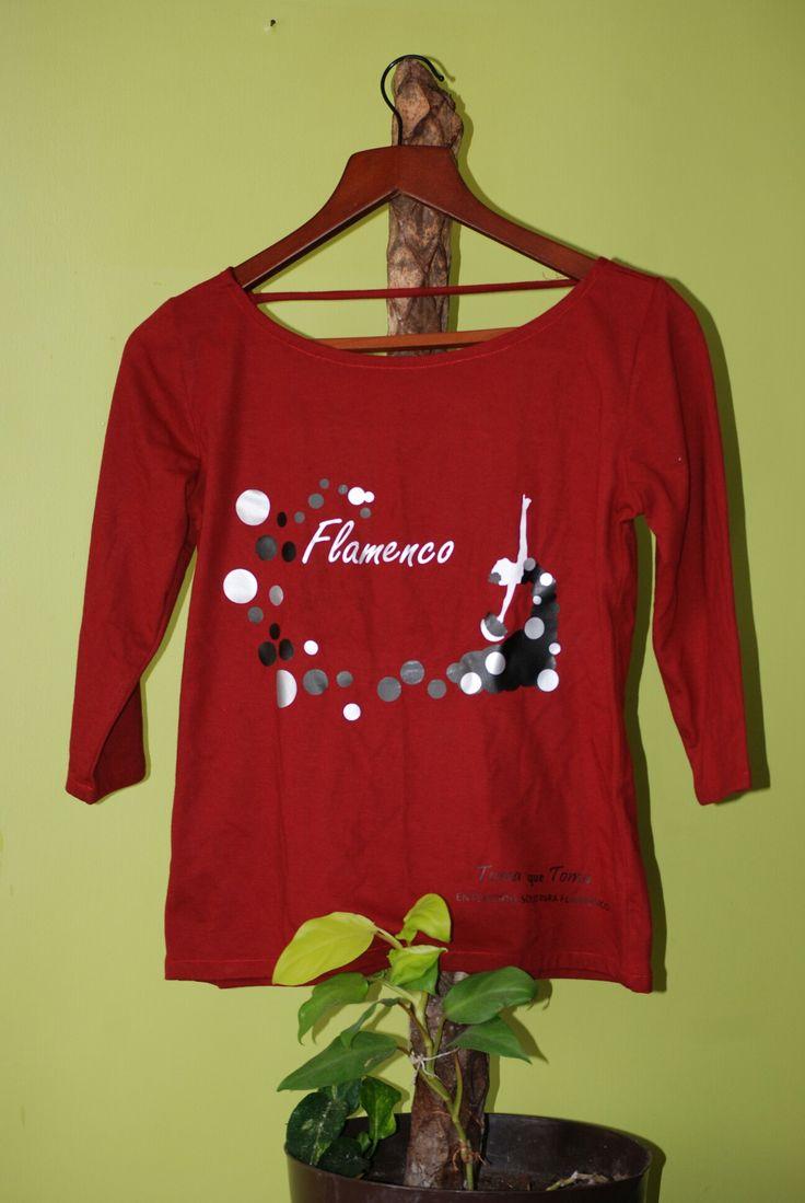 Contactanos: tomaquetomaflamencos@gmail.com  #flamenco #ropa #franela #ensayo #comodidad #baila