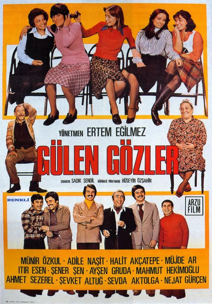 Gülen Gözler #turkish #movie