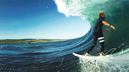 John john gif by asurferdream #johnflorence #surfing