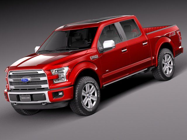 New 2015 ford Pickup