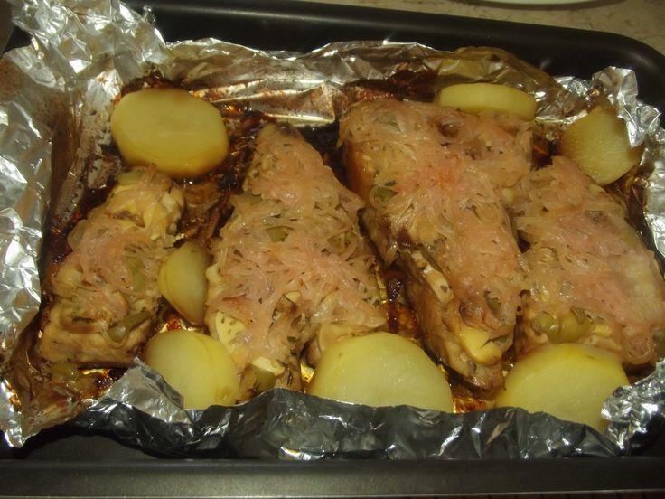 Aprenda a preparar a receita de Filé de salmão ao forno facílimo