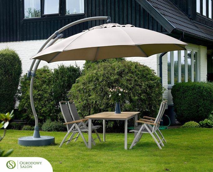 Parasol ogrodowy Easy Sun 375 cm - Parasole Ogrodowe - Ogrodowy Salon