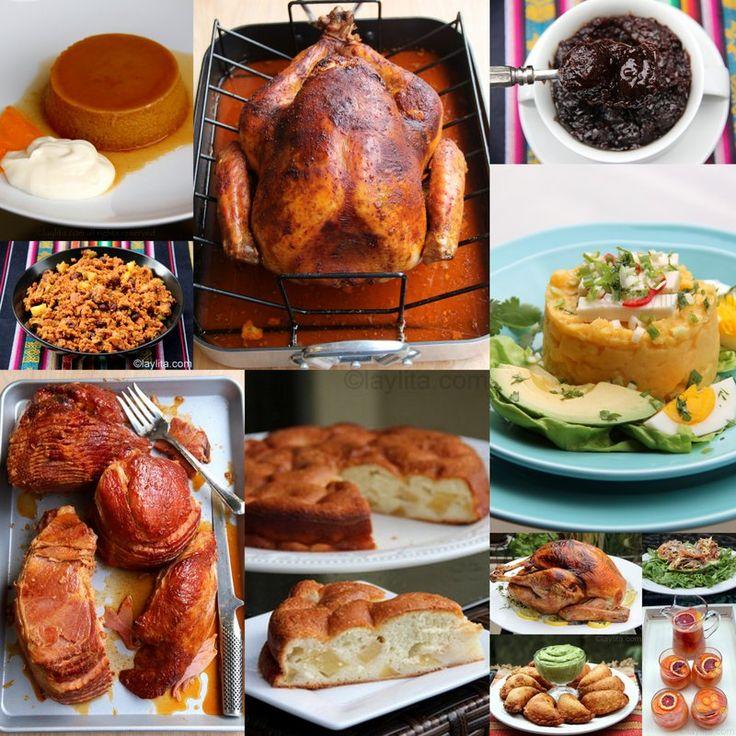 Recetas para el Día de Acción de Gracias o Thanksgiving