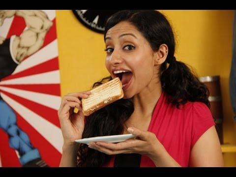 Cheesy Q Sandwich @ Bachelors Kitchen