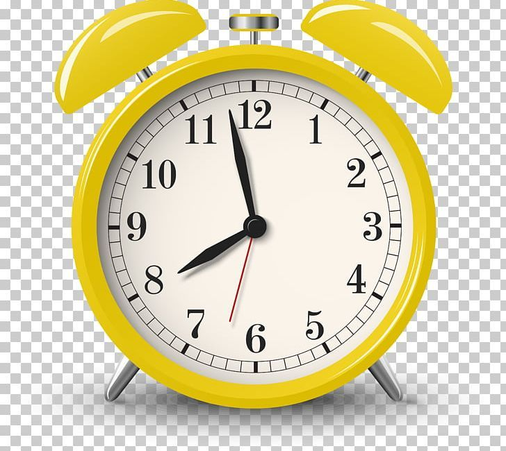 Alarm Clock Yellow Alarm Device Png Alarm Clocks Cartoon Alarm Clock Clock Color Digital Clock Wall Clock Cartoon Clock Kids Wall Clock