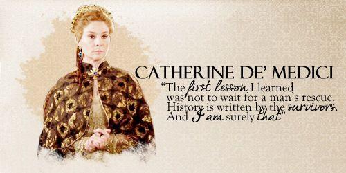 #Reign - #CatherinedeMedici