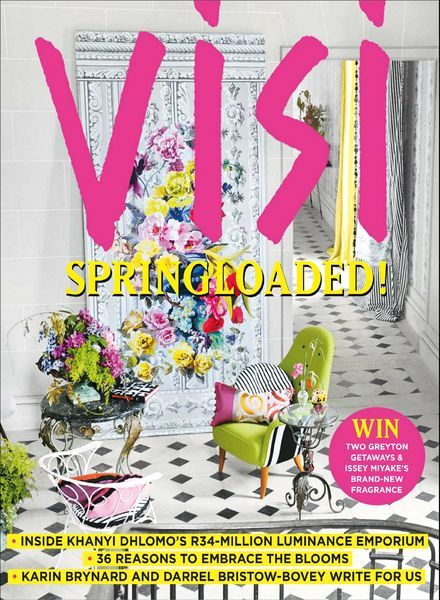 I ♥︎ Visi magazine - South Africa