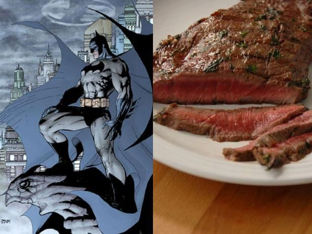 There are more and more comic book movies coming out every year. While you are gorging on popcorn and enjoying these flicks, take a moment to think about what your favorite costumed superheroes like to devour. Here are some of their favorite foods.