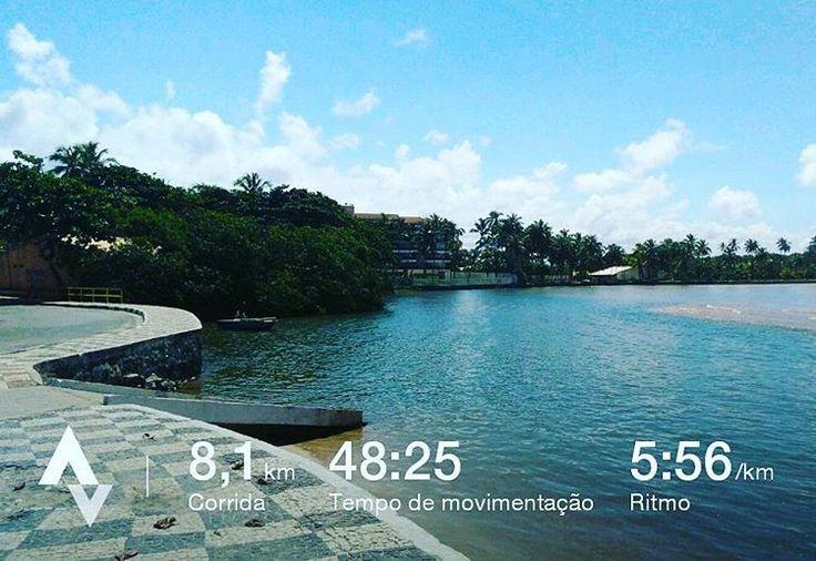 """11 curtidas, 1 comentários - Dejaldir Santiago (@dejaldir) no Instagram: """"Hoje foi #DiaDeMaldade, correr descalço na areia e com ☀ na moleira. 🏃💪🏖 S11D3 Beach Cross…"""""""