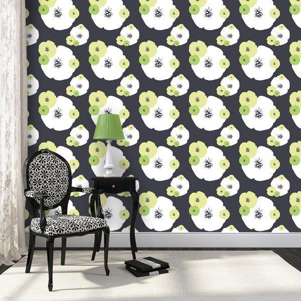 1000 images about papier peint on pinterest prunus. Black Bedroom Furniture Sets. Home Design Ideas