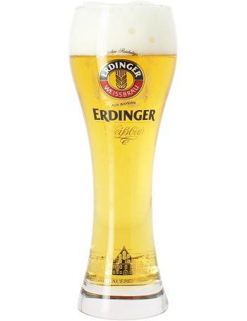 Verre Erdinger - 50cl: Un superbe verre pour pouvoir déguster un bonne Erdinger dans les meilleures conditions !