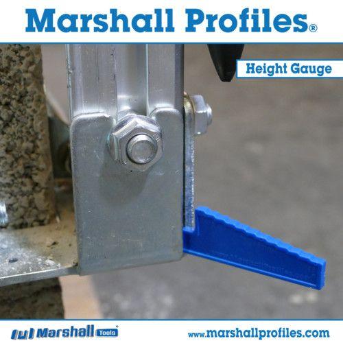 Marshall Profile Height Gauges